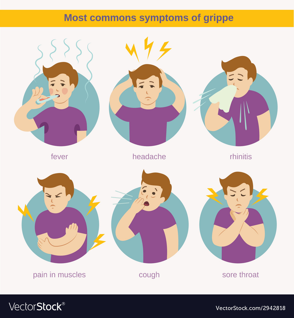 Grippe vector | Price: 1 Credit (USD $1)