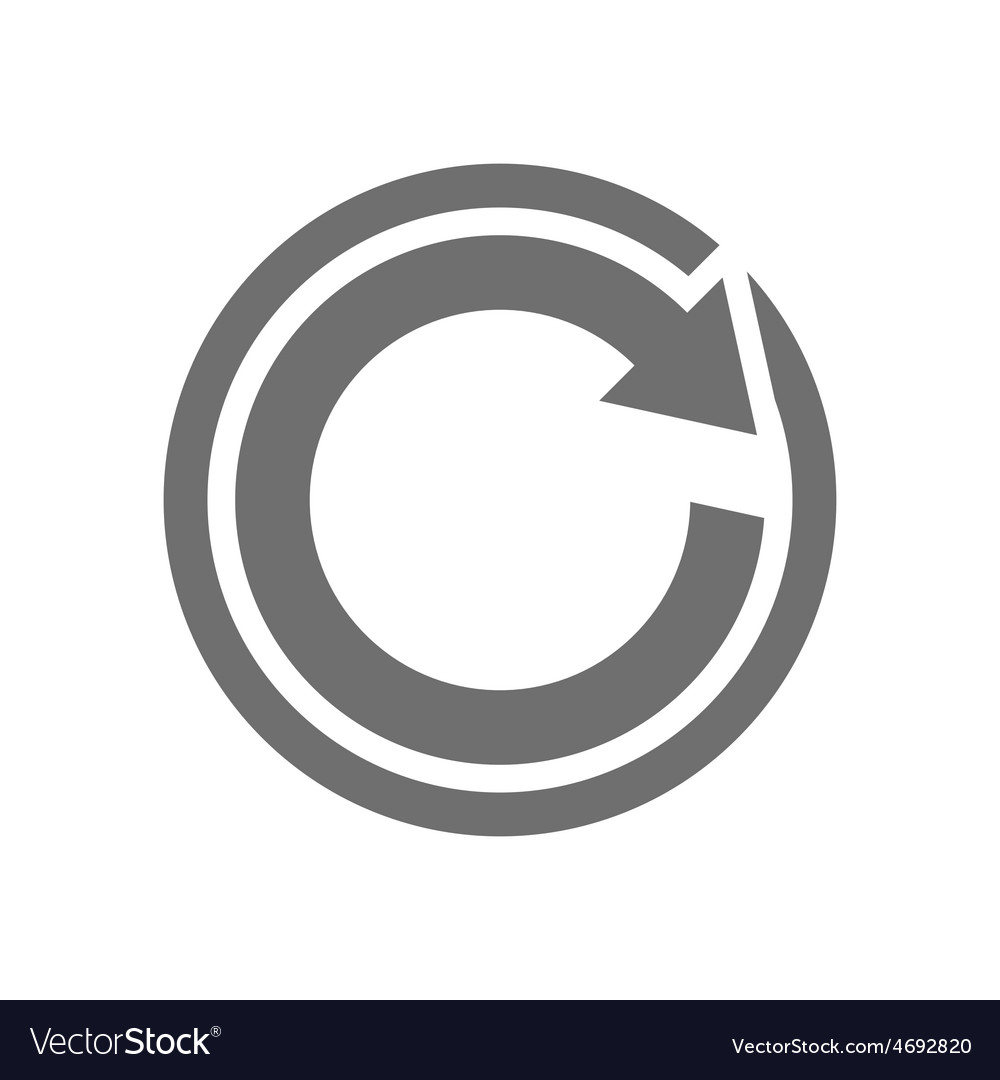 Letter c logo concept icon vector | Price: 1 Credit (USD $1)