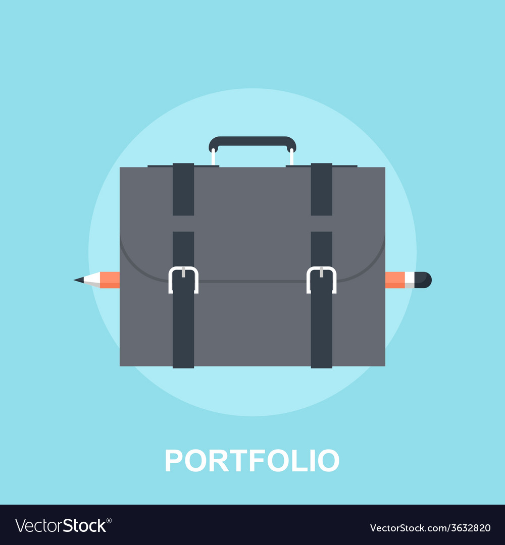 Portfolio vector | Price: 1 Credit (USD $1)