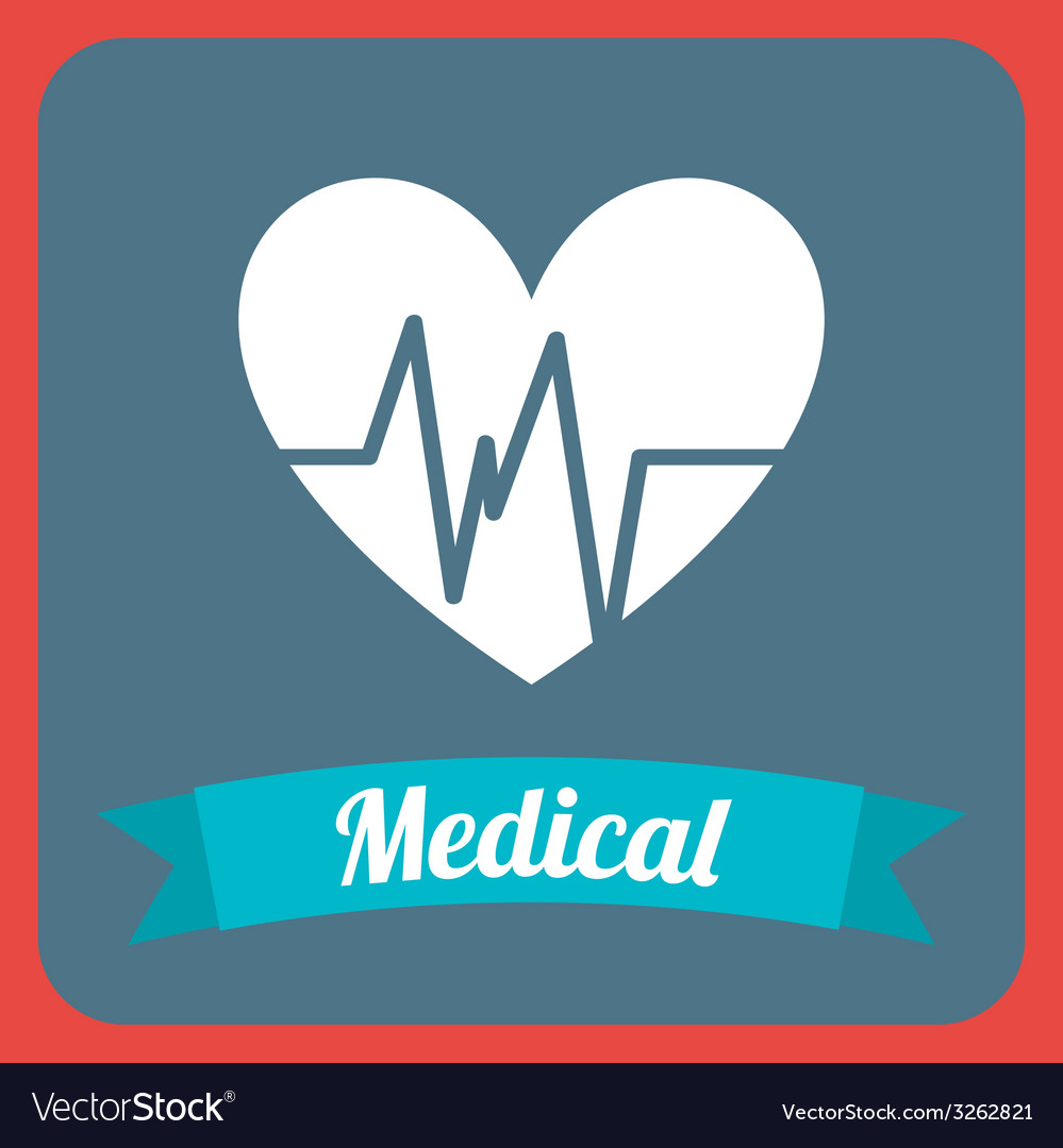 Medical design vector | Price: 1 Credit (USD $1)