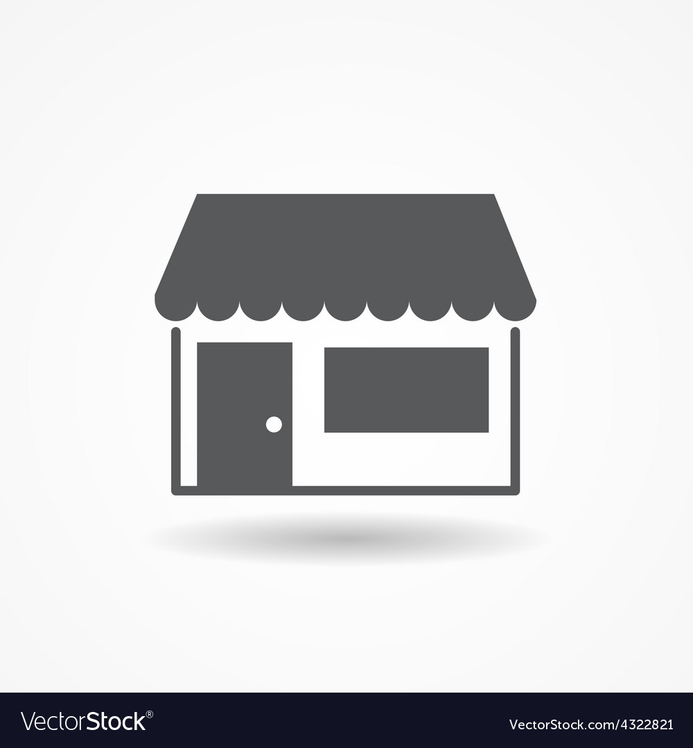 Shopp icon vector | Price: 1 Credit (USD $1)