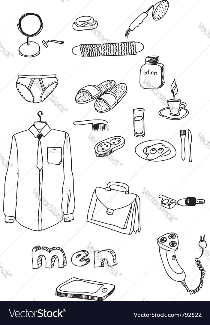 Male membership vector | Price: 1 Credit (USD $1)