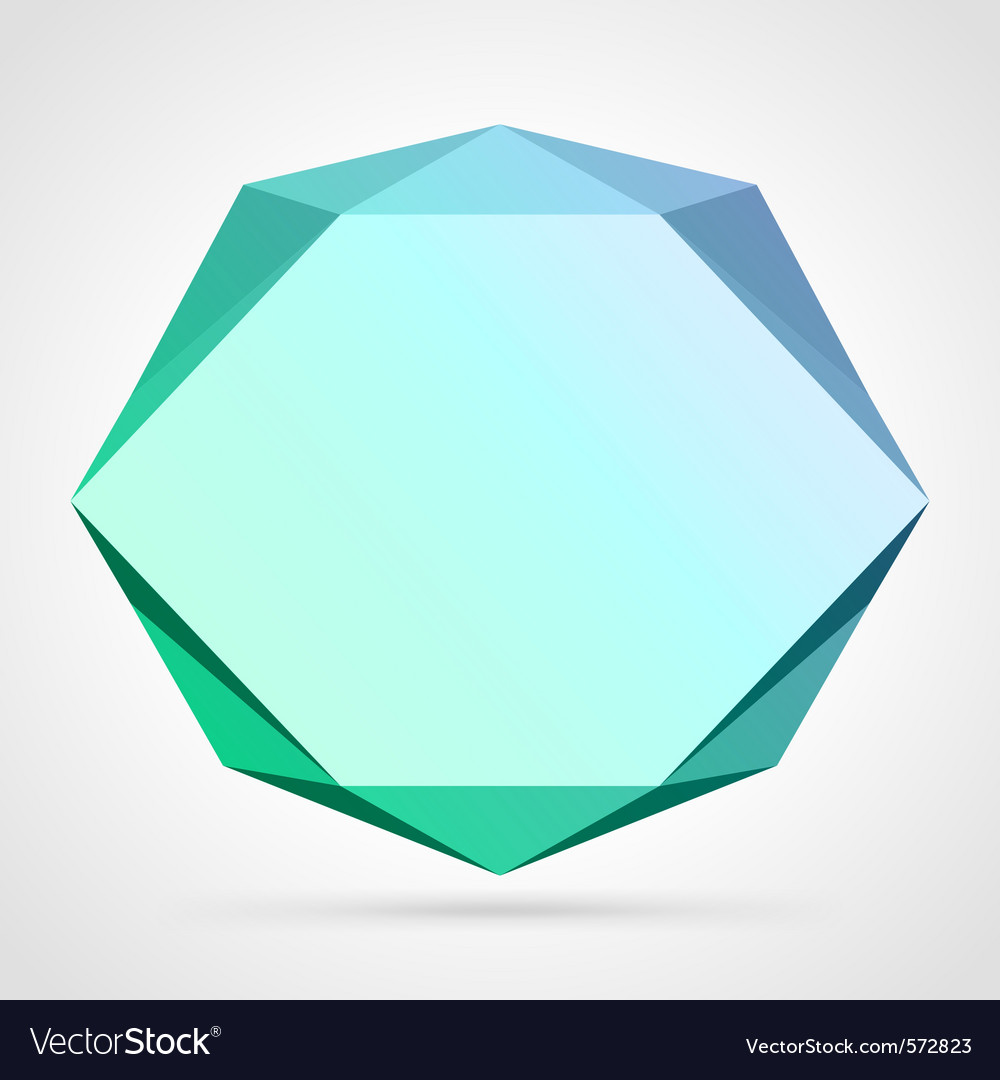 Abstract modern shape vector | Price: 1 Credit (USD $1)