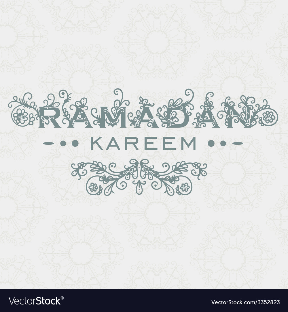 Ramadan kareem vector   Price: 1 Credit (USD $1)