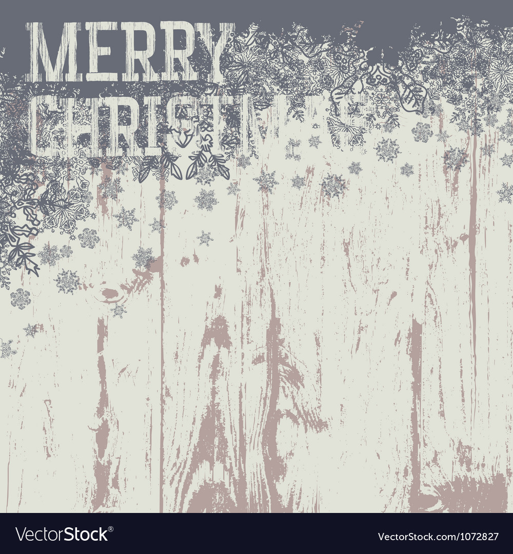 Merry christmas sign vector | Price: 1 Credit (USD $1)