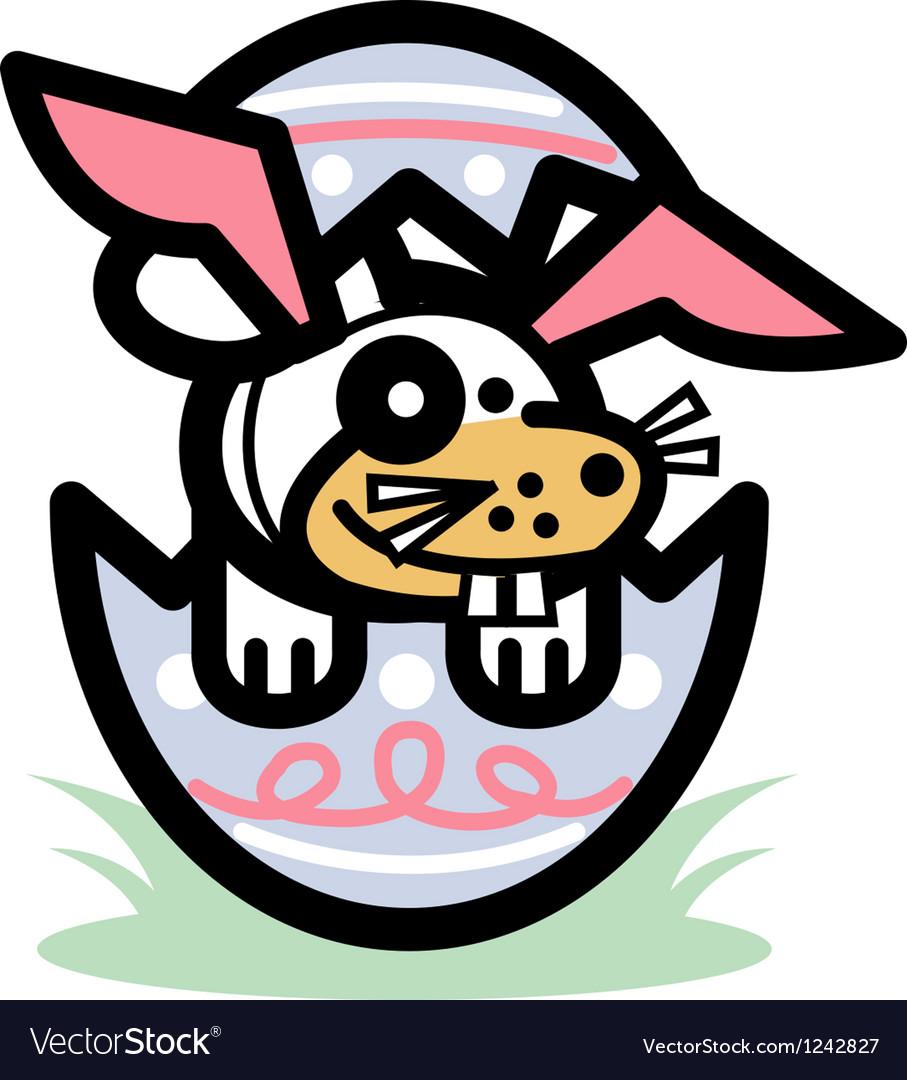 Playful cartoon dog vector | Price: 1 Credit (USD $1)