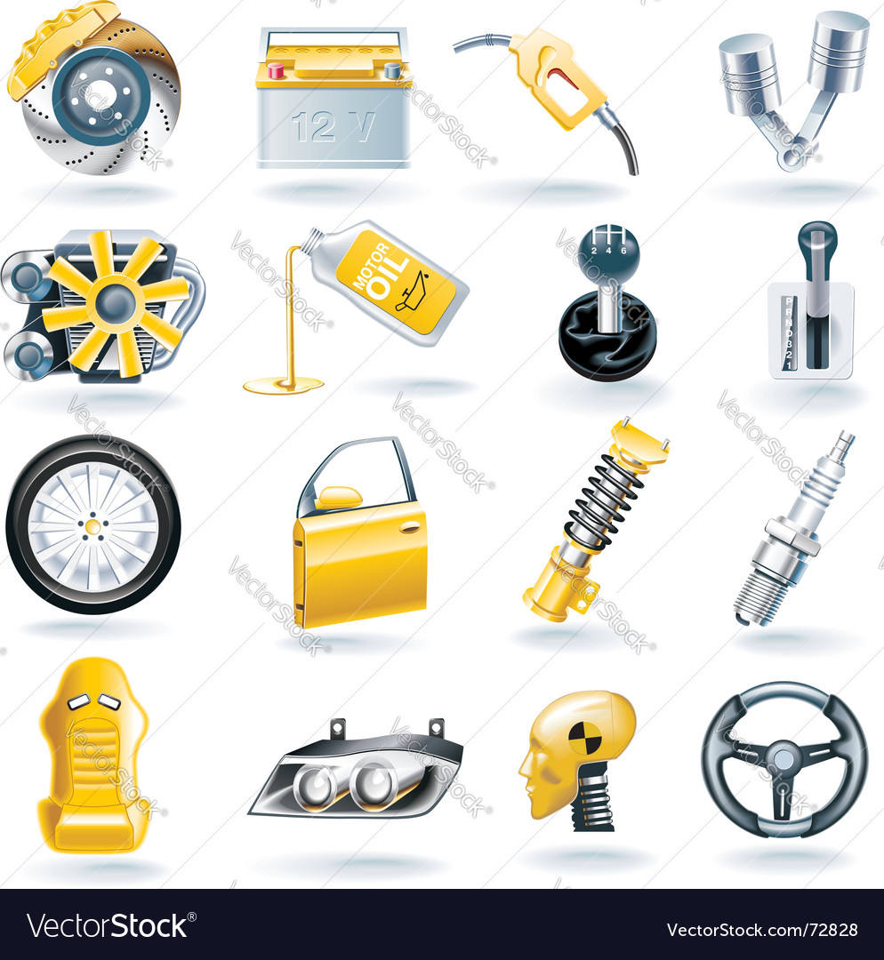 Transport icons vector | Price: 5 Credit (USD $5)