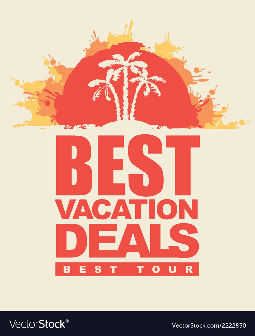 Best tour vector | Price: 1 Credit (USD $1)