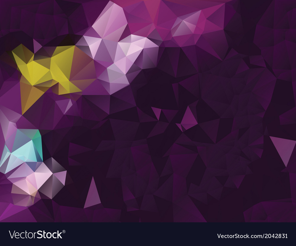 Purple geometric background vector | Price: 1 Credit (USD $1)