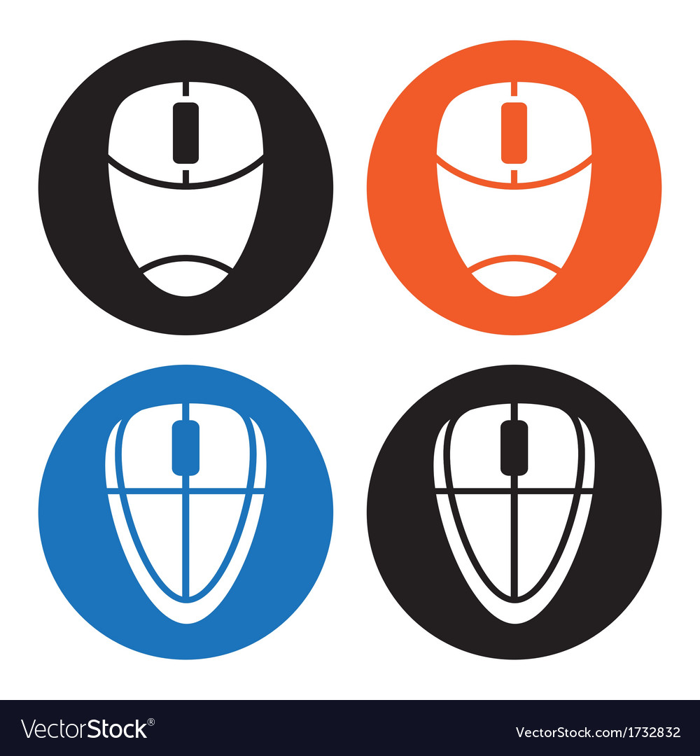 Mouse icons vector   Price: 1 Credit (USD $1)
