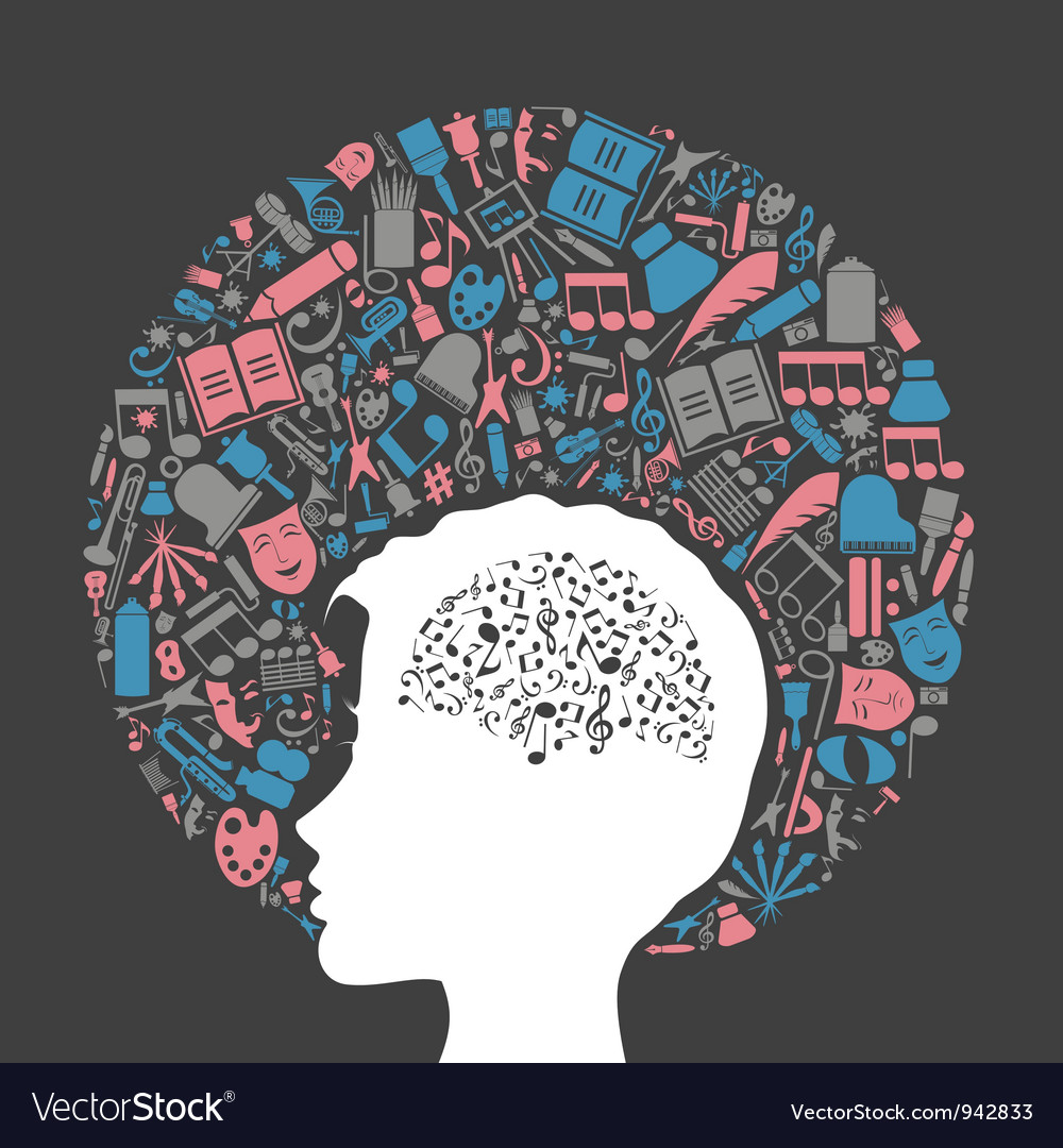 Arts a head2 vector | Price: 1 Credit (USD $1)
