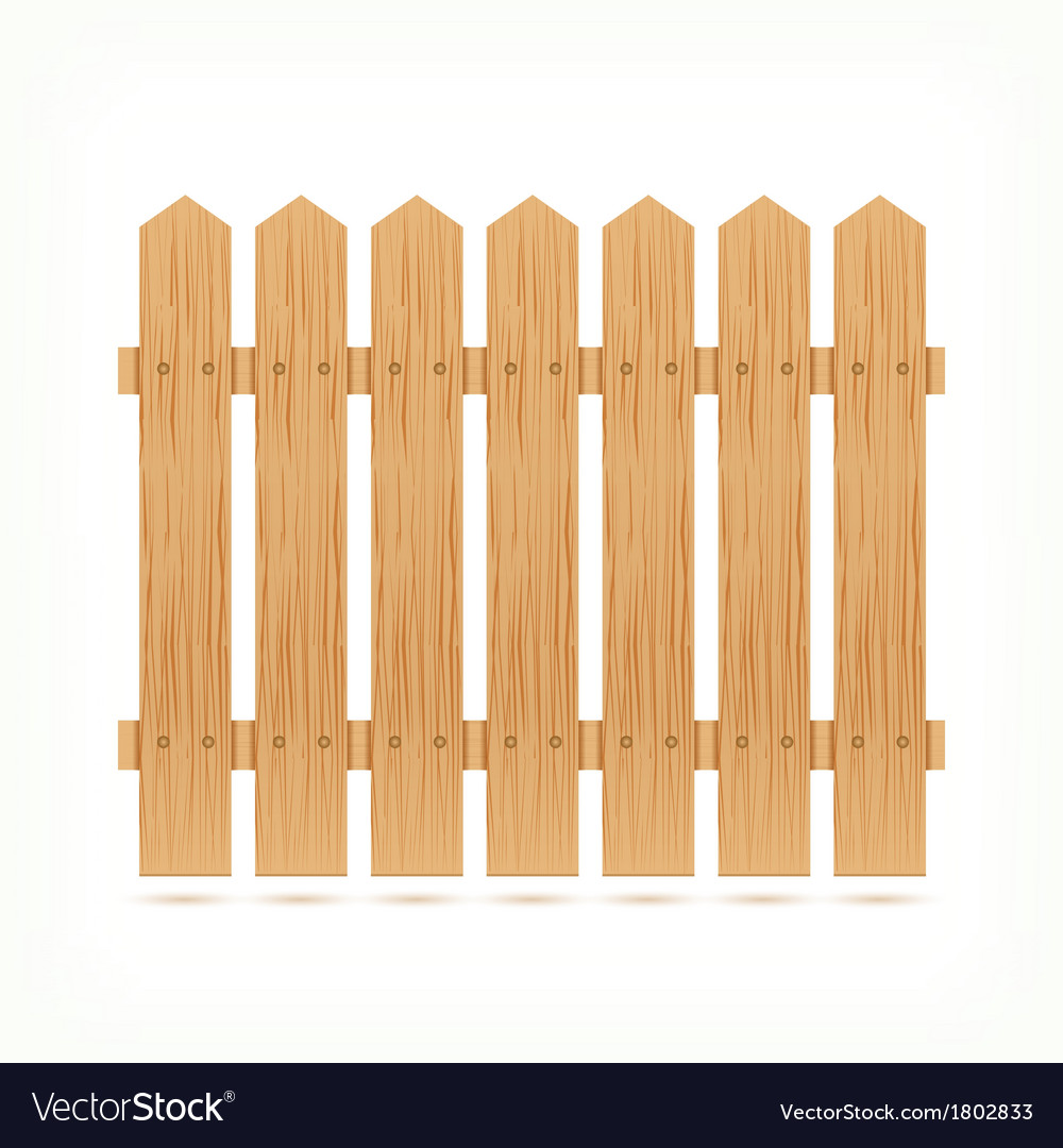 Wooden fence tile vector | Price: 1 Credit (USD $1)