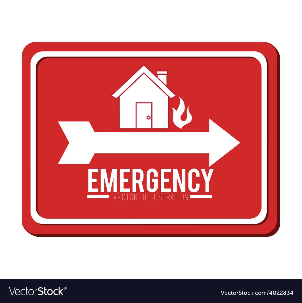 Emergency design vector   Price: 1 Credit (USD $1)