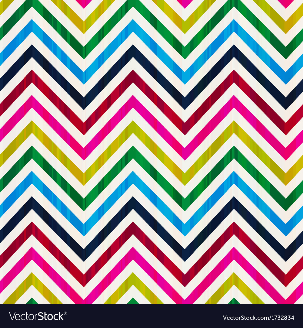 Seamless repeated chevron background vector | Price: 1 Credit (USD $1)