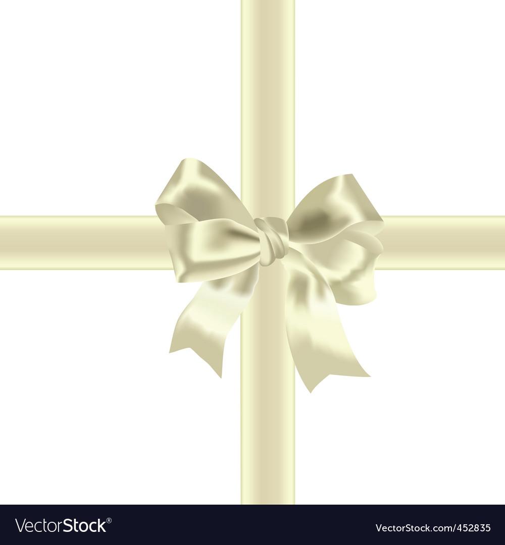 Celebratory bow vector | Price: 1 Credit (USD $1)