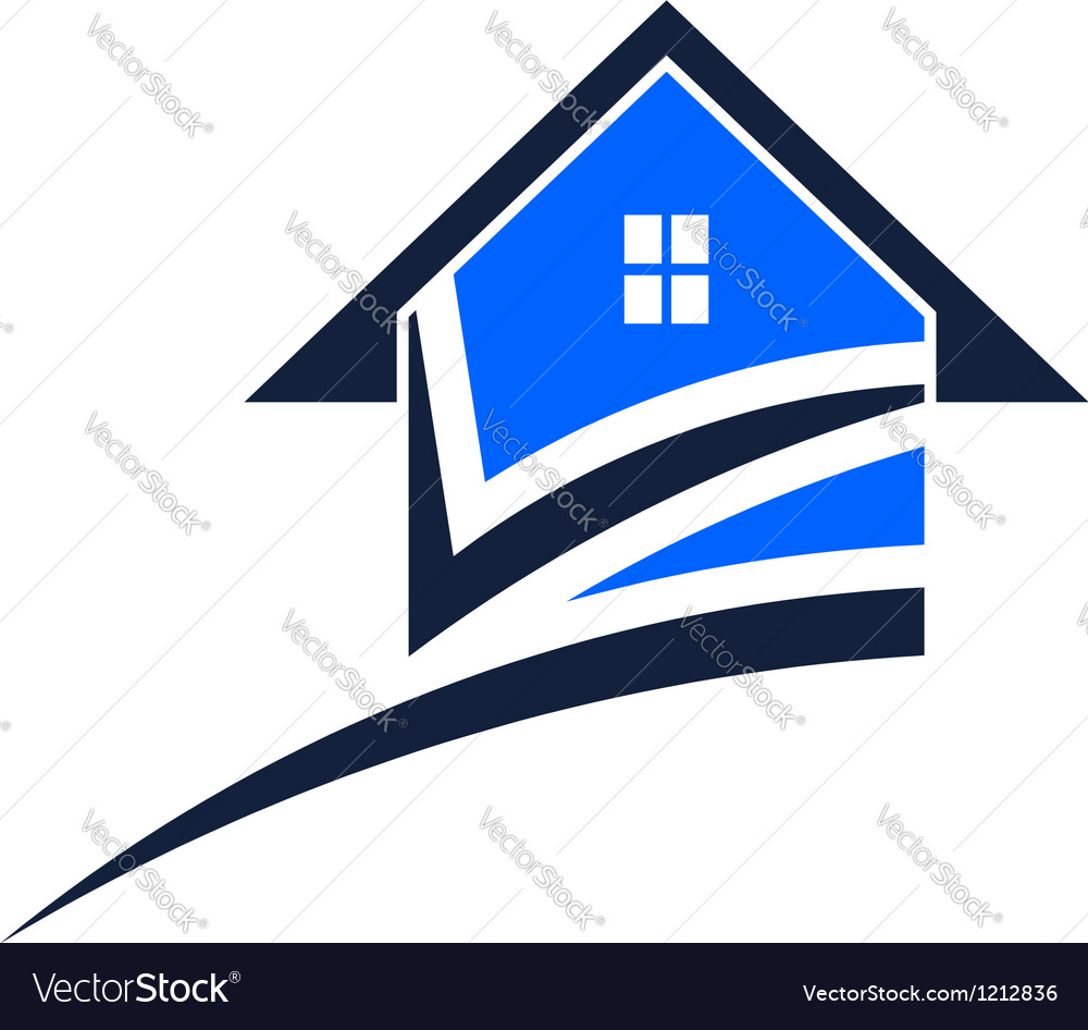 House swoosh vector | Price: 1 Credit (USD $1)