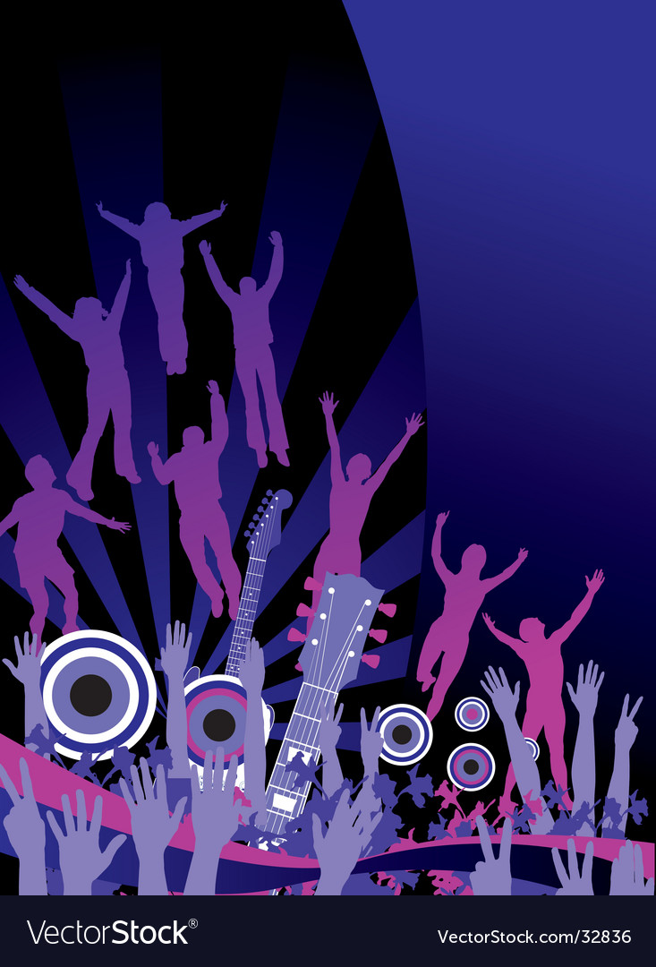 Music celebration vector | Price: 1 Credit (USD $1)
