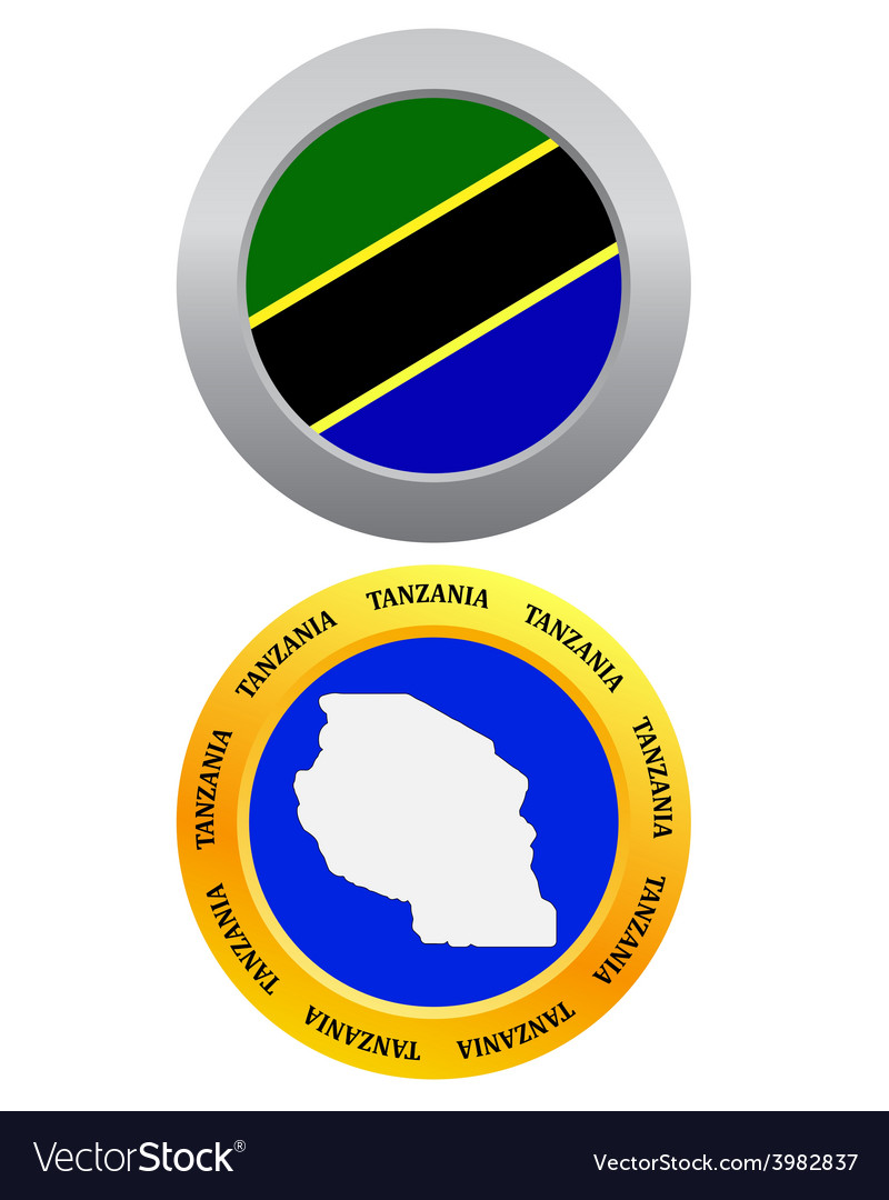 Tanzania vector | Price: 1 Credit (USD $1)