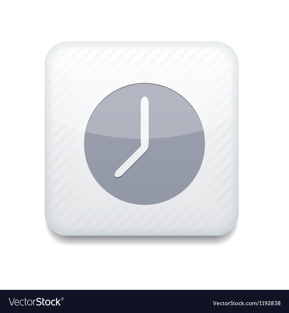 Clock icon vector   Price: 1 Credit (USD $1)