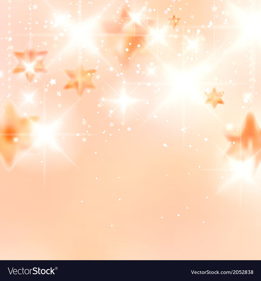 Elegant christmas snowflakes and copyspace vector | Price: 1 Credit (USD $1)