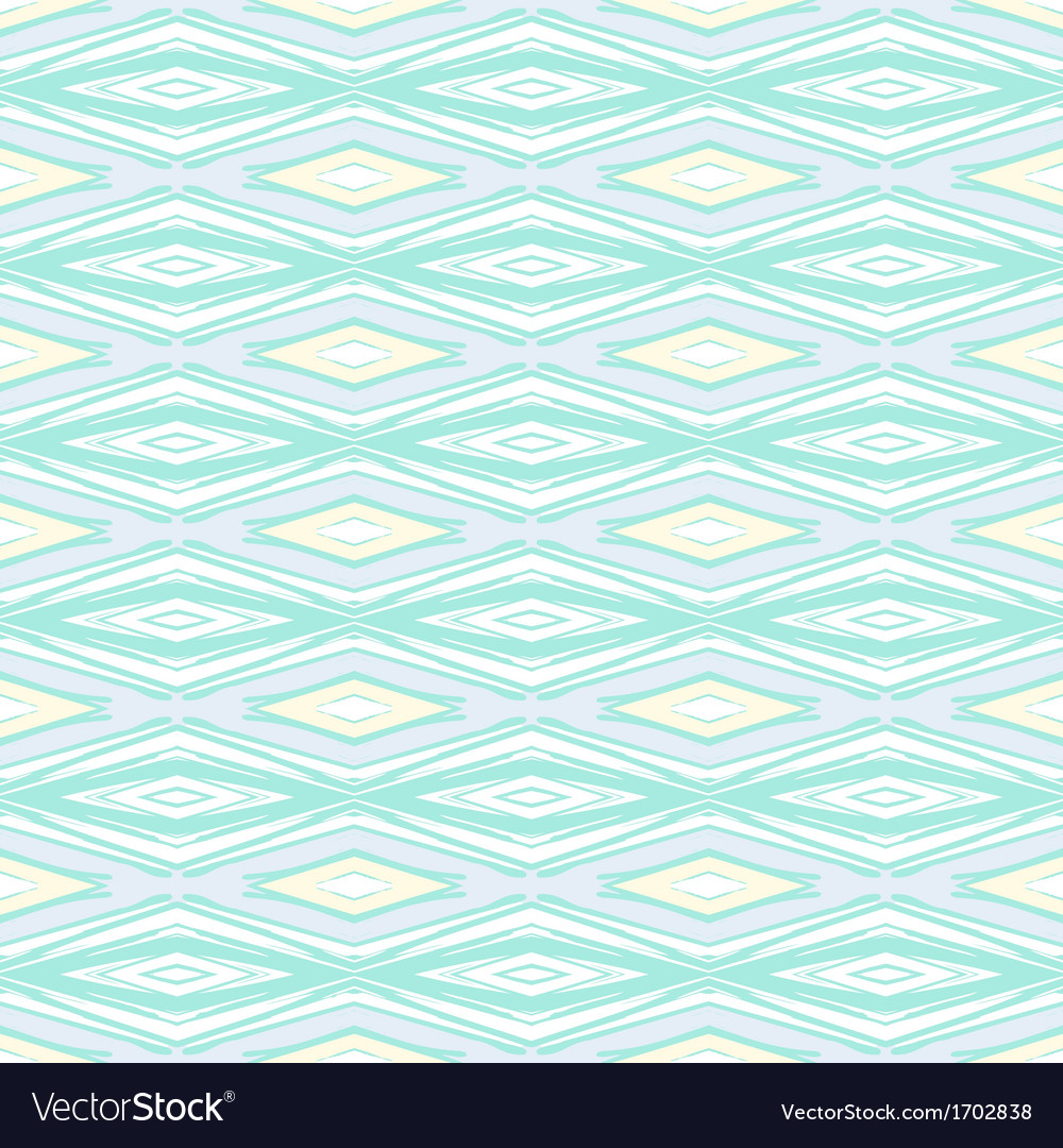 Modern geometric pattern in pale baby colors vector | Price: 1 Credit (USD $1)