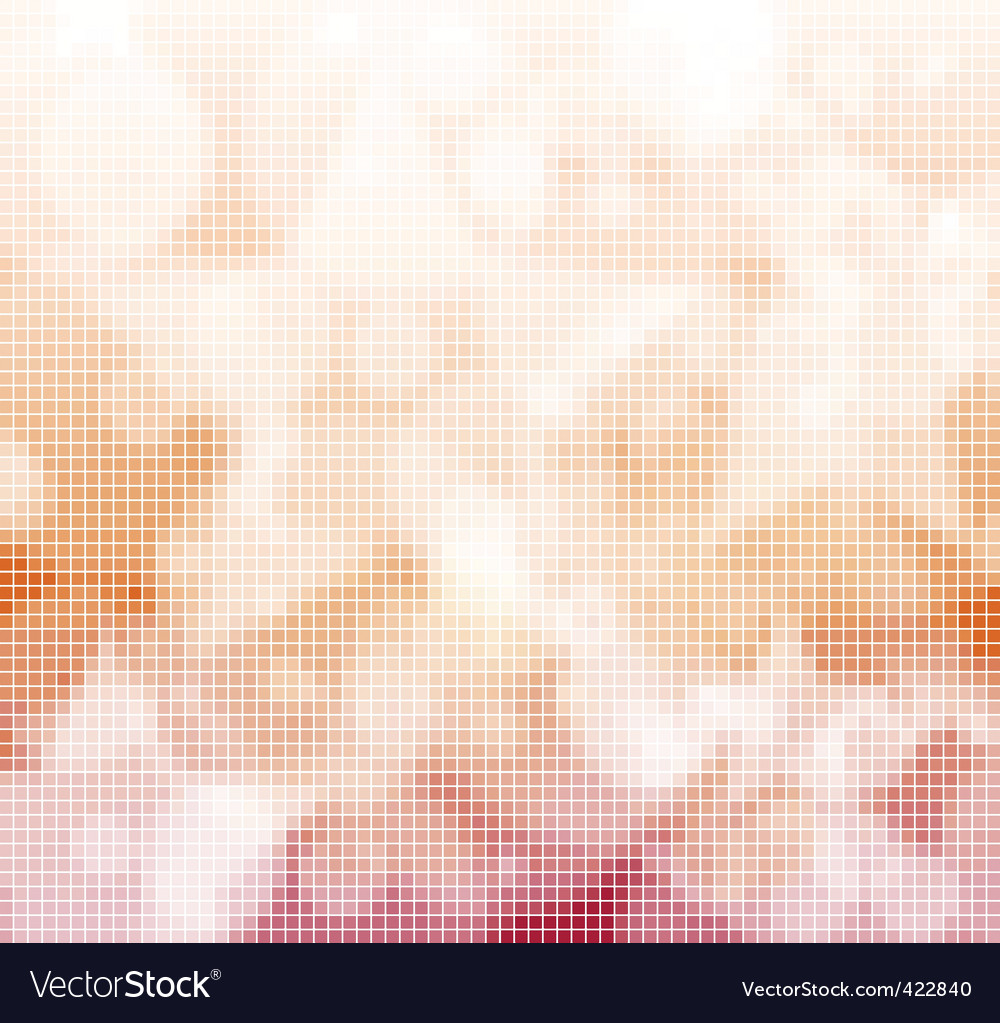 Tiled background vector | Price: 1 Credit (USD $1)