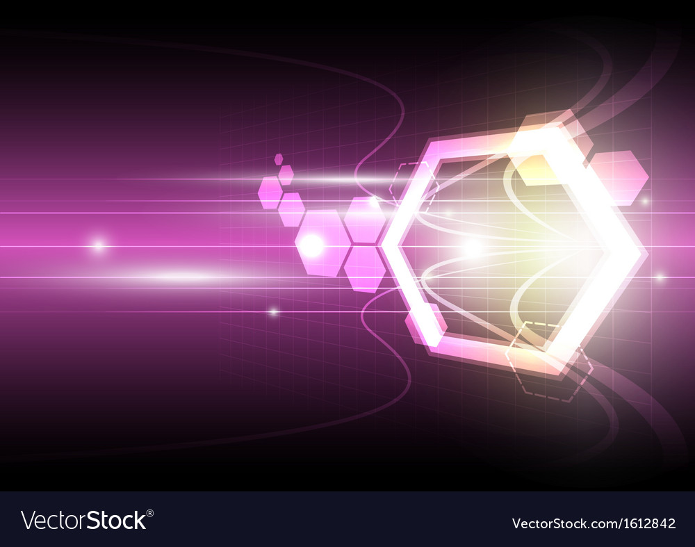 Dynamic abstract background vector | Price: 1 Credit (USD $1)