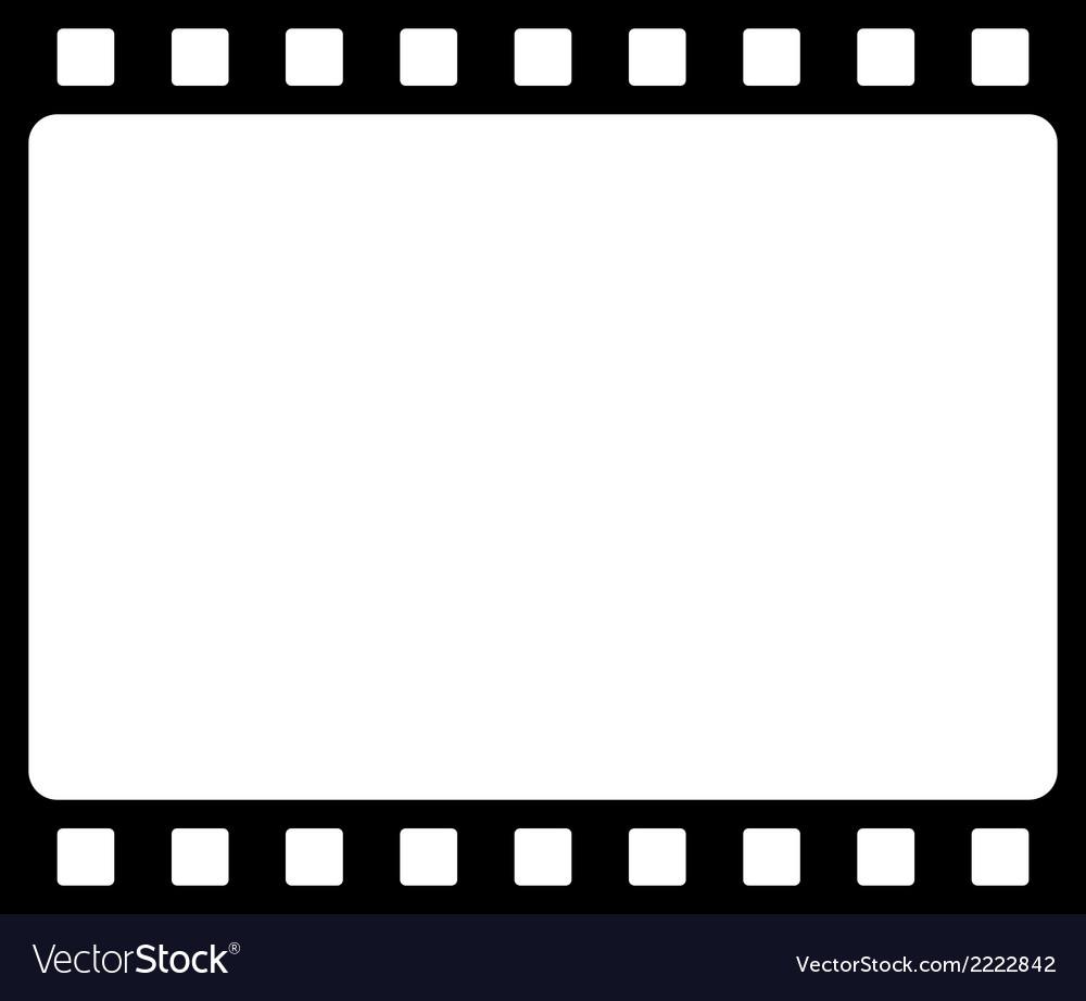 Film strip icon vector | Price: 1 Credit (USD $1)