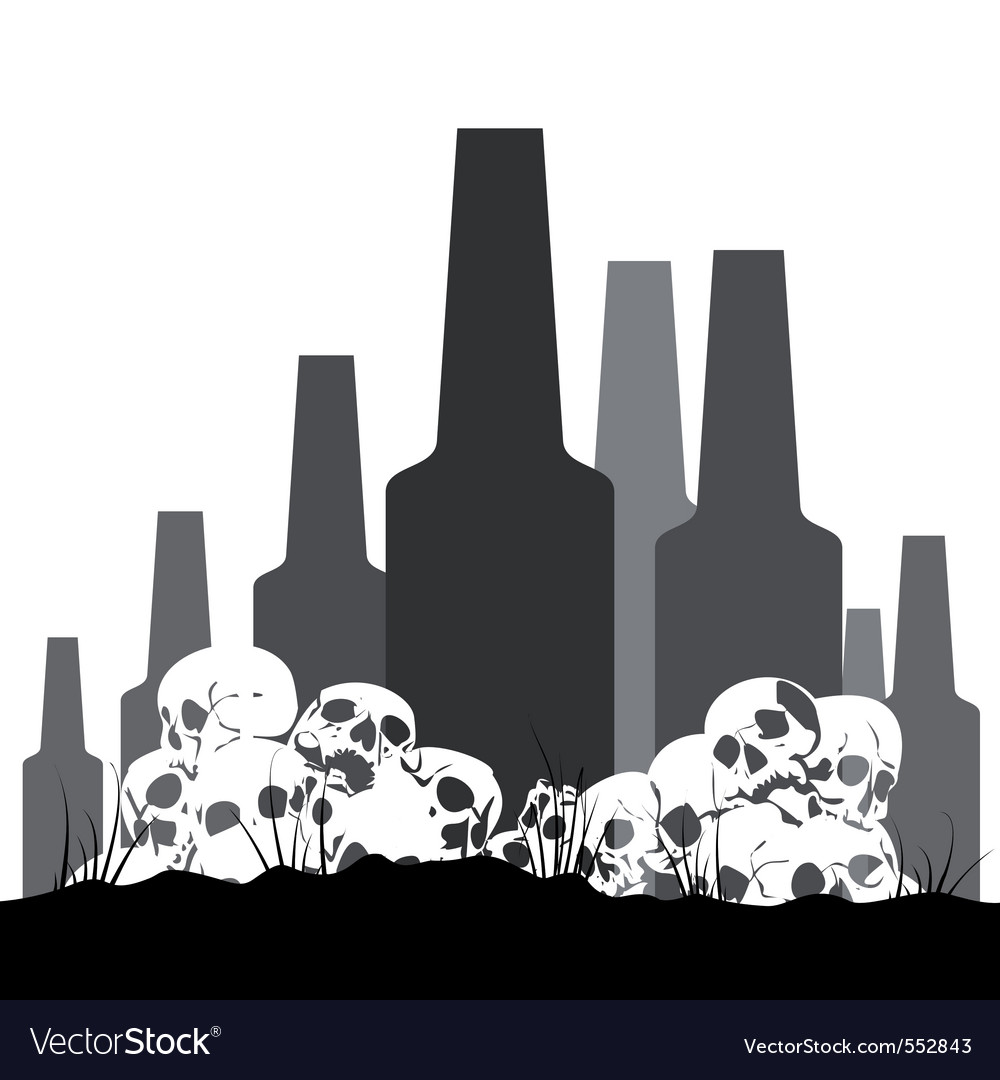 Lic terror against people a vector illustrat vector | Price: 1 Credit (USD $1)