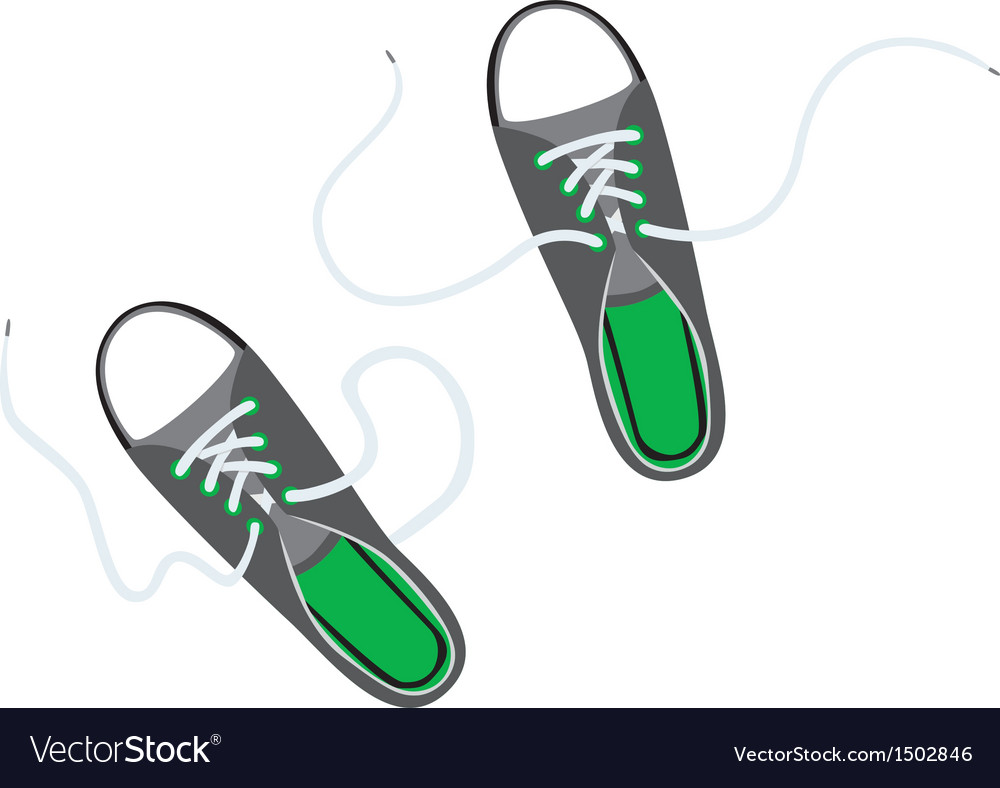 Sport boots vector | Price: 1 Credit (USD $1)