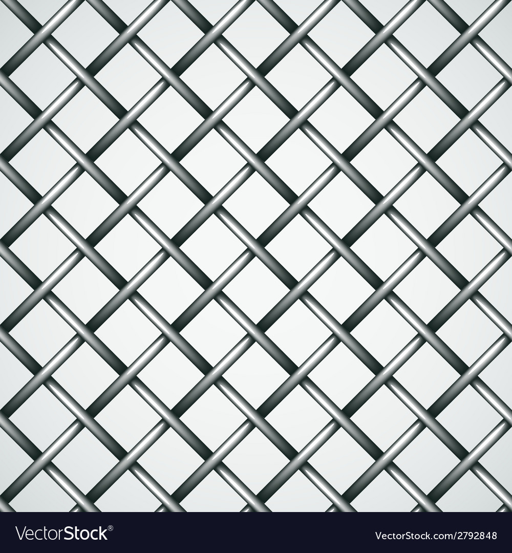 Wire fence seamless background vector | Price: 1 Credit (USD $1)