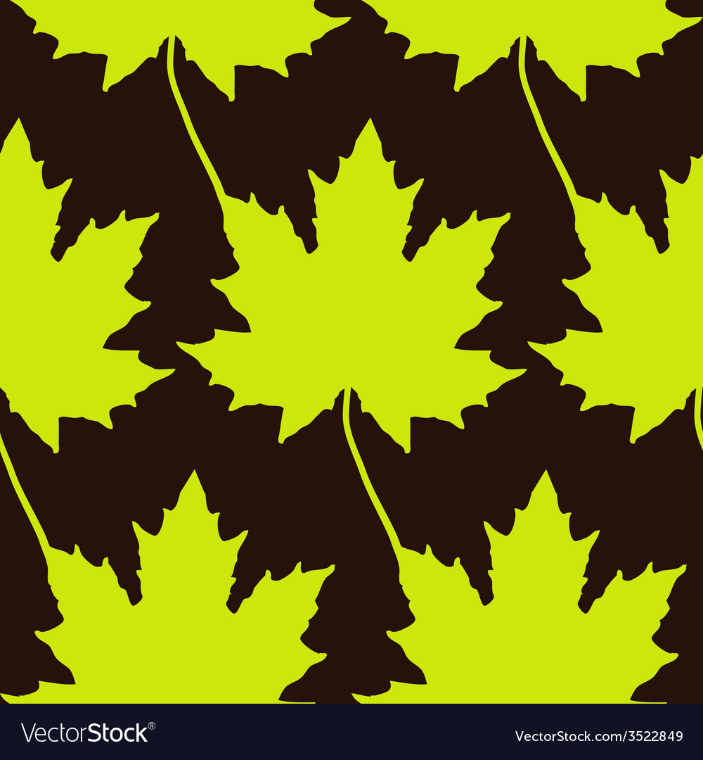 Vintage floral autumn fall seamless pattern with vector   Price: 1 Credit (USD $1)