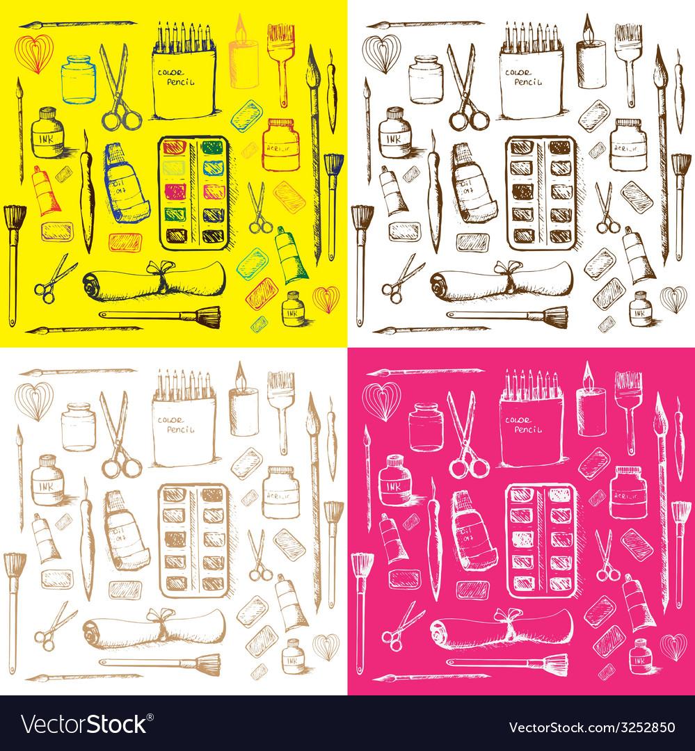 Art pattern vector | Price: 1 Credit (USD $1)