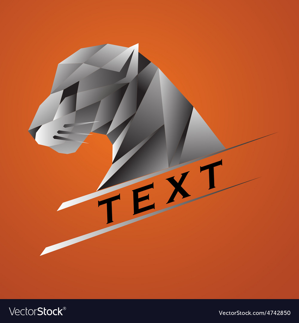 Tiger vector | Price: 1 Credit (USD $1)