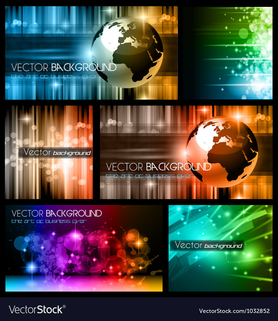 Abstract business backgrounds vector | Price: 1 Credit (USD $1)