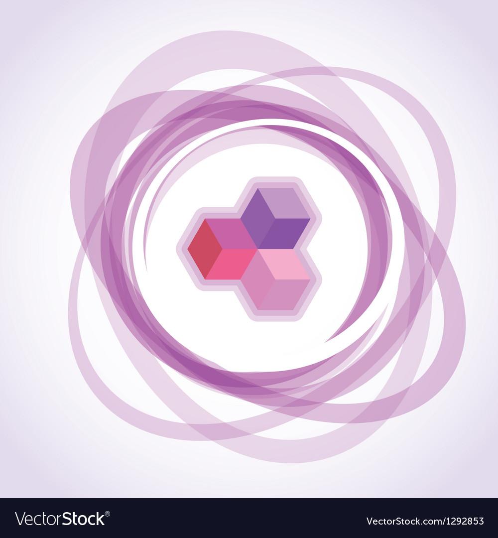 Opacity circles vector | Price: 1 Credit (USD $1)