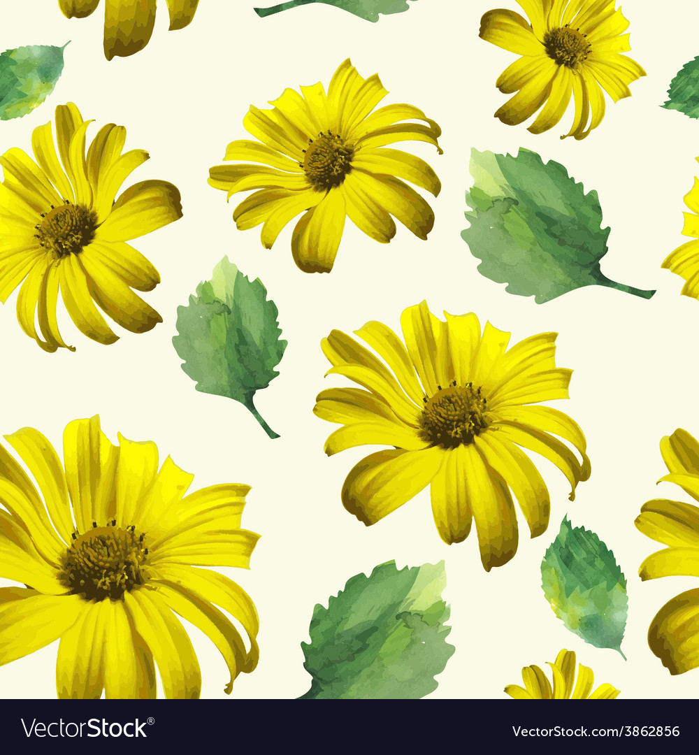 Yellow patterns vector | Price: 1 Credit (USD $1)