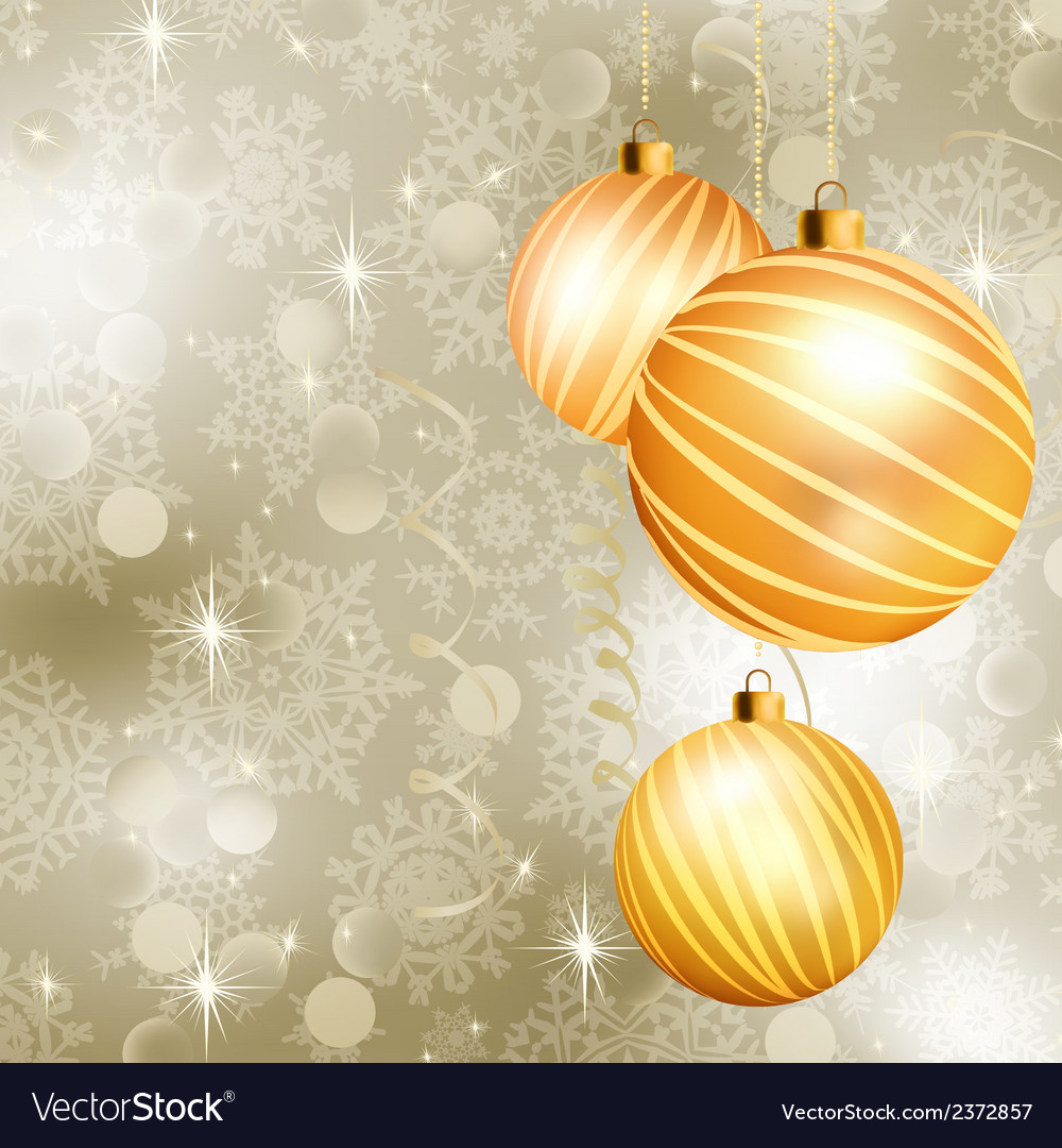 Soft light christmas background eps 8 vector | Price: 1 Credit (USD $1)