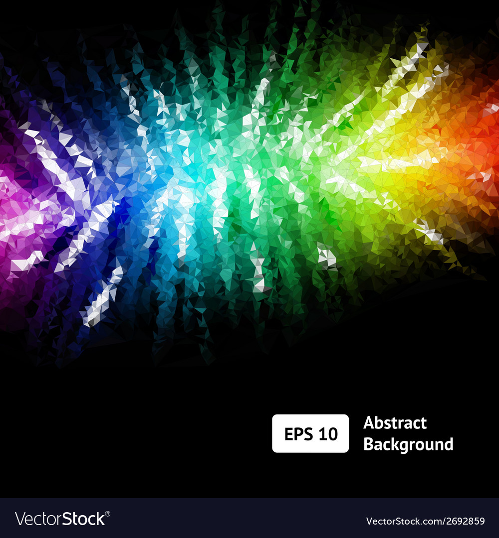 Awesome shiny abstract background vector | Price: 1 Credit (USD $1)