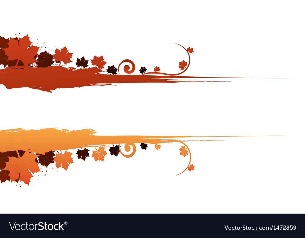 Fall leaves vector   Price: 1 Credit (USD $1)