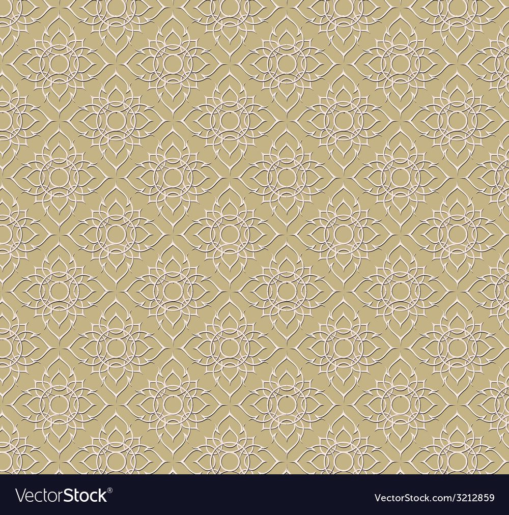 Thai seamless vector | Price: 1 Credit (USD $1)