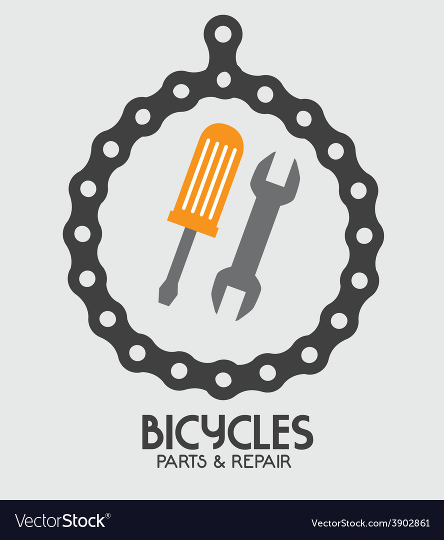 Bike design vector | Price: 1 Credit (USD $1)