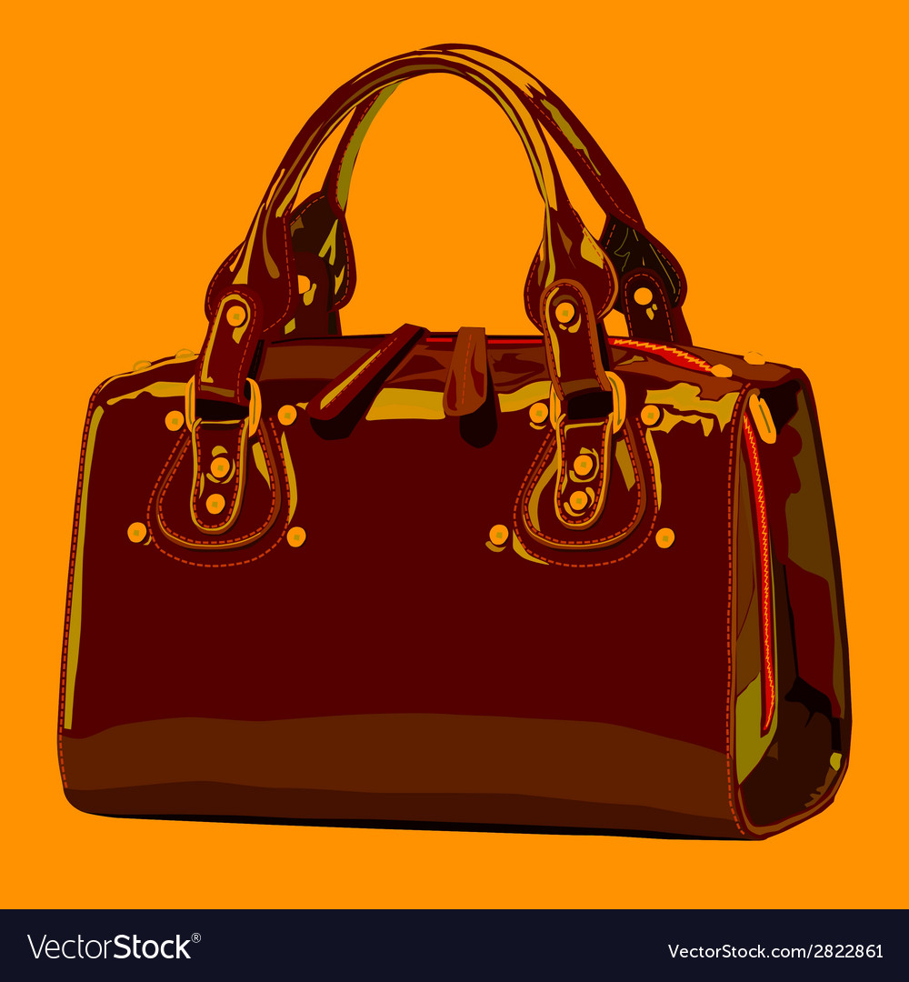 Designer female bags vector | Price: 1 Credit (USD $1)