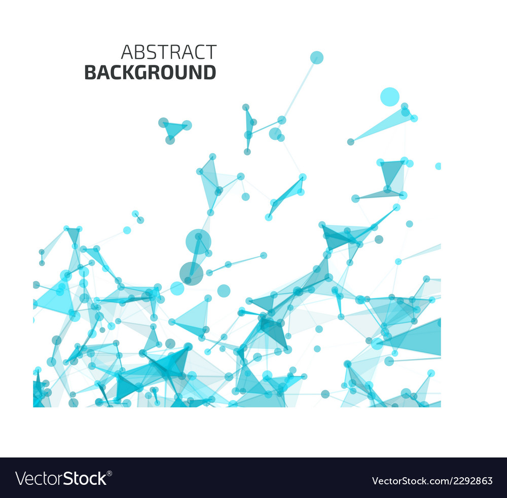 Colorful abstract geometric background vector | Price: 1 Credit (USD $1)