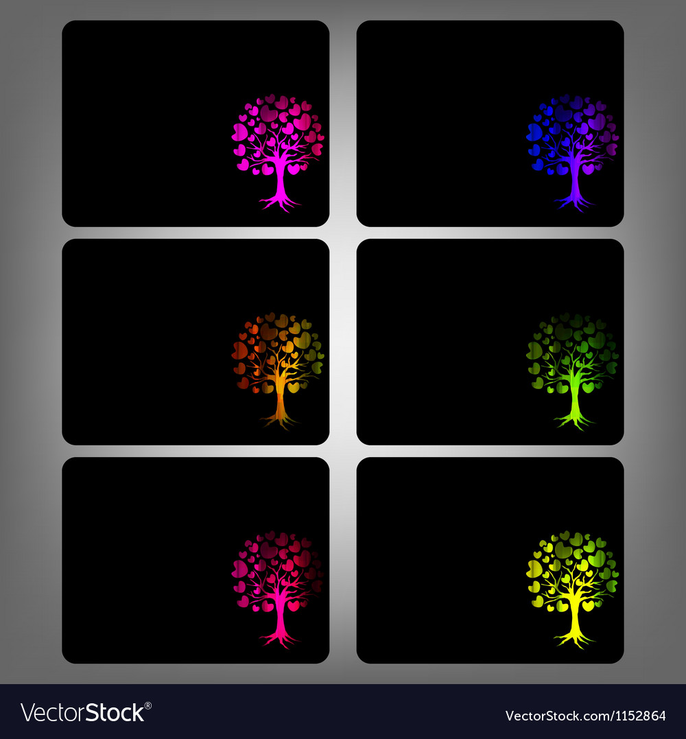 Abstract tree icon vector | Price: 1 Credit (USD $1)