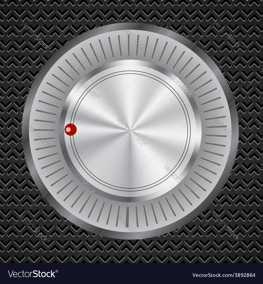 Control button vector | Price: 1 Credit (USD $1)