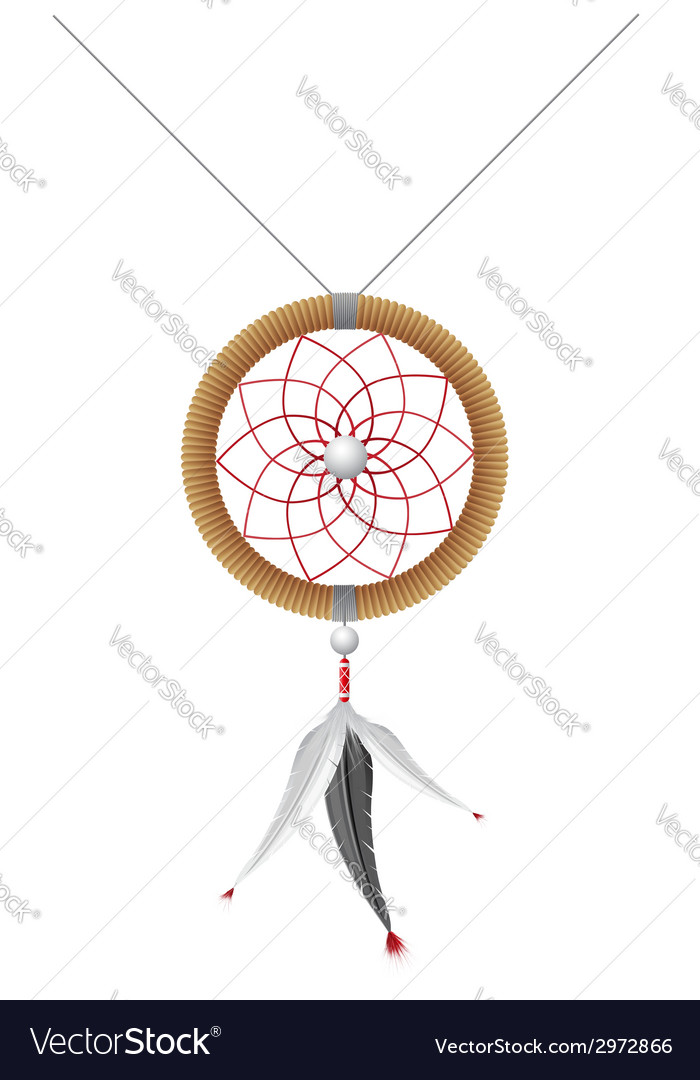 Amulet of the american indians vector | Price: 1 Credit (USD $1)