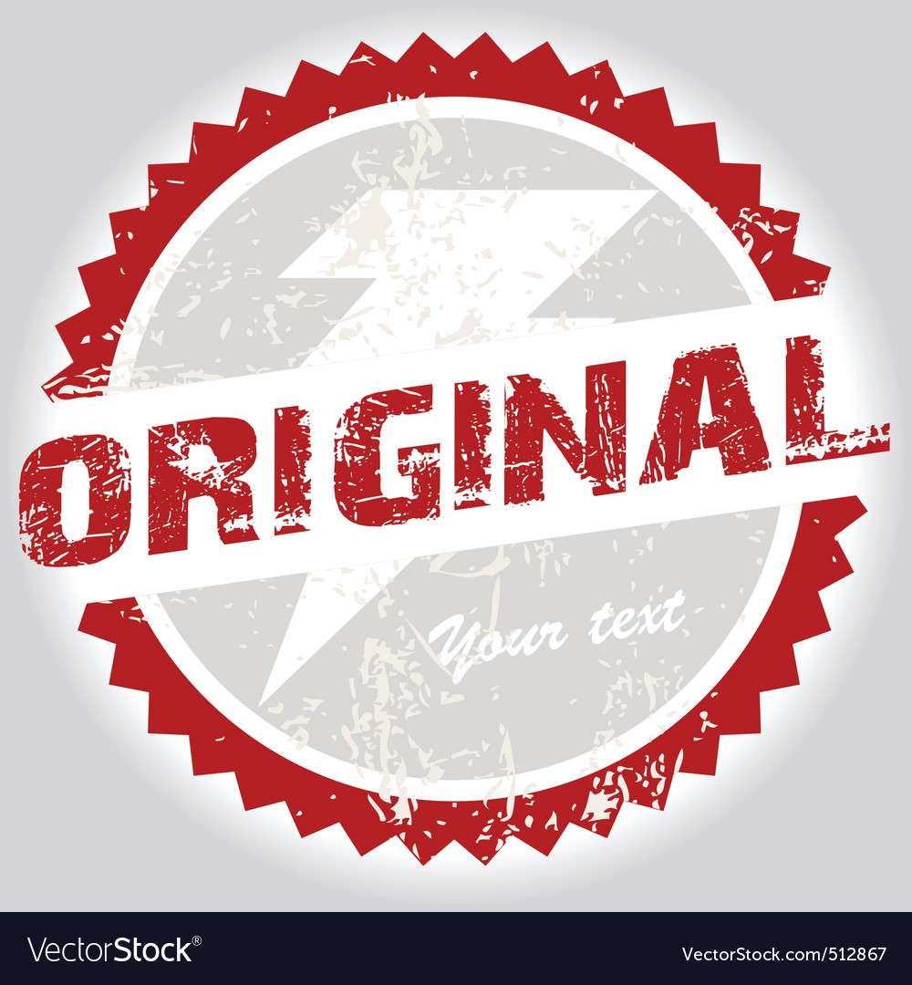 Grunge stamp vector | Price: 1 Credit (USD $1)