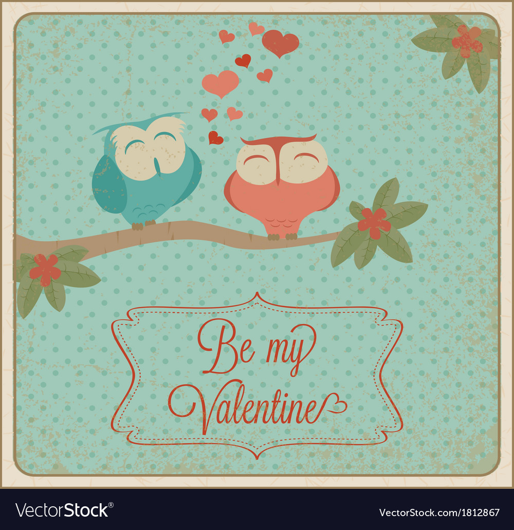 Valentines card04 vector | Price: 1 Credit (USD $1)