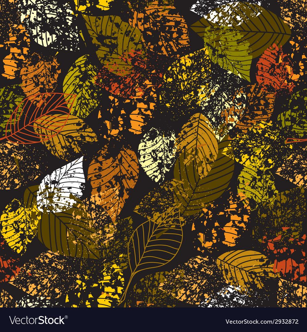 Foliage texture vector | Price: 1 Credit (USD $1)